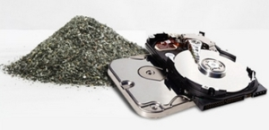 Hard Drive Shredding